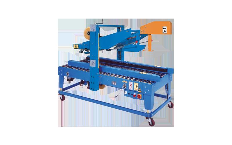 https://www.pin-packingmachine.com.tw/558F 自動摺蓋封箱機-上部及兩側皮帶驅動